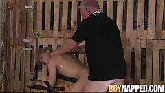 Old and young raw sex with Sebastian Kane and Daniel Hausser