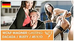 MILF DaCada wants Andy to bang her cunt! wolfwagner.casting