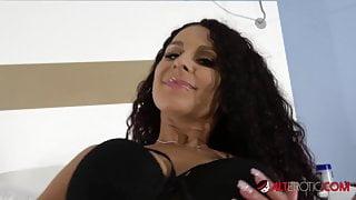 Mara Martinez Slow And Sexy Solo Play