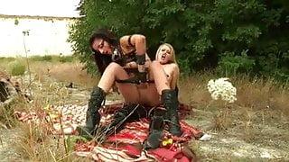 Michelle Moist  & Cherry Stone - Road Warriors