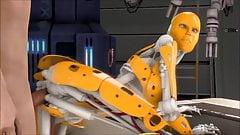 Robot Girls Fuck Compilation