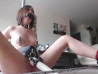 Homemade self bondage toys Self bound for pleasure