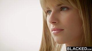 BLACKED - Blonde fiancee Jillian Janson gets huge bbc in her as