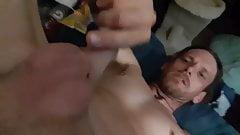 Eu masturbando meu clitóris