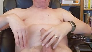 Cumshot #19 of the year 2021
