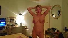 Fuck to orgasm busty amateur milf from ForSex.eu