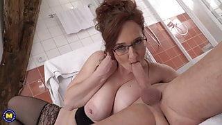 Mature step moms choose taboo sex