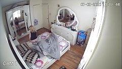 Hidden cameras. Spying on my mothe