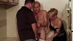 Husband Catches Wife- MMF