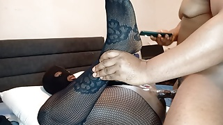 INTENSE ANAL ORGASM - She said she wanted Only Anal Sex