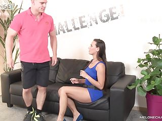 Big muscle dicks Melonechallenge - big muscle guy bad fail with mea melone