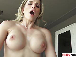 Cock his hot icy video Son nails his hot stepmom cory chase