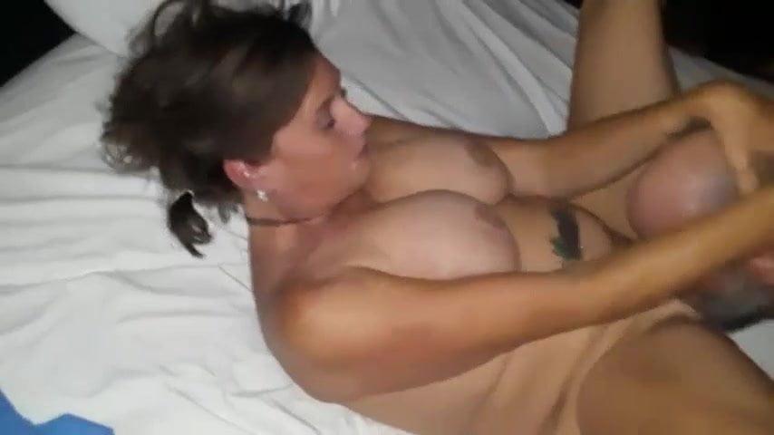 Loud real orgasm