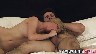 Kayden Kross Manuel Ferrara - The Con Job Scene 4 - Digital