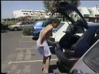 Chubby girls nude in public - Nude in public french girl