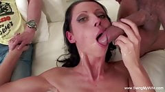 Another Swinger Couple Leaves Happy Together Deeply
