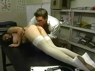 Amateur radio supply store Adrenalynn and ramon fuck in a medical supply room