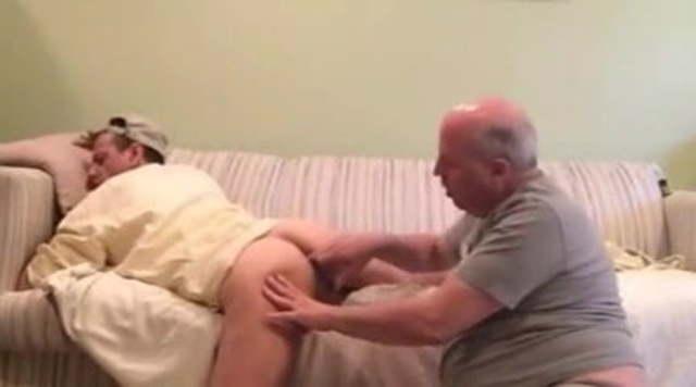 Ass banging seniors
