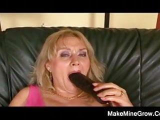 Kerry katona breast implant - Eva katona play her black dildo and a young guy