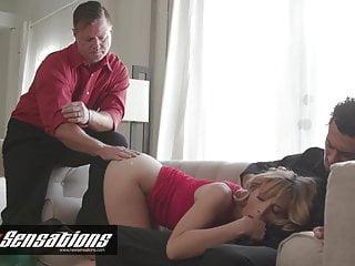 Wales porn - Mona wales -cuckold scene with boy friend