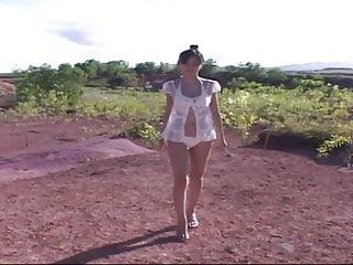 Sex in the fields clips - Aino kishi - in the fields