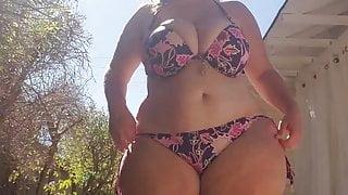BBW MOMMY bikini 2