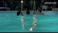 H. Hemmingway in floral panties in 1978 movie