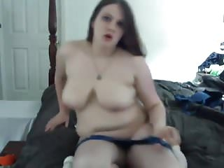 Man power masturbation Bbw rides her hitachi wand to powerful orgasm