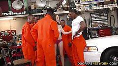 McKenzie Lee Gets Gangbanged - Cuckold Sessions