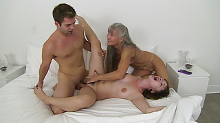 A Virgin is Taught Sex TRAILER