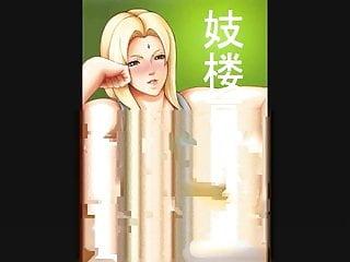Hinata naruto anko hentai video Naruto - giroutei ri
