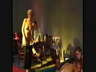 Oil overload orgy ft jena haze - German oil orgy part2