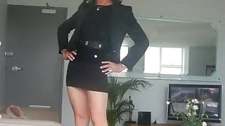 Sexy Tgirl Sally And That Tight Ass