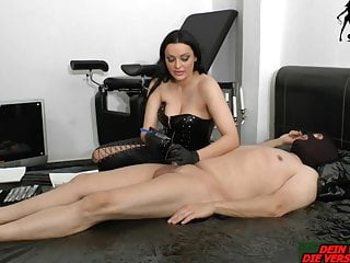 Sex on the tube Urethra tube fuck from german bdsm domina at slave userdate