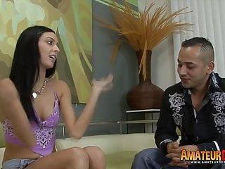 Staphanie cane anal Babe stephanie cane