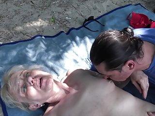 Grandma fucked family Grandma fucked by horny stepson