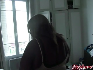 100 amateur cock sucking - Fatou fucked by the big cock of steph 100 interracial