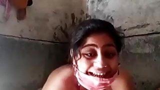 Desi Bhabhi Bathing 2