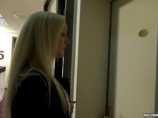Bulldog in surprise tranny Magma film busty blonde german babe gets cock by surprise