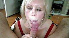 Granny Jan thakes a load