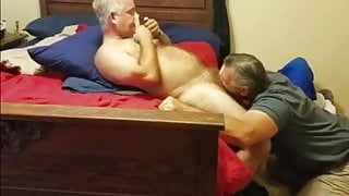 Poppers blowjob