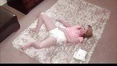 Diaper under
