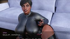 CURVY COUGARS STREET - LINA WANTS TO BE DOMINATED (PT.20)