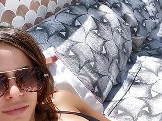 Michele caruso cabrera photo bikini Wwe - charly caruso sunbathing in a black bikini