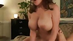 Jessica Love, Cowgirl Quickie with Creampie