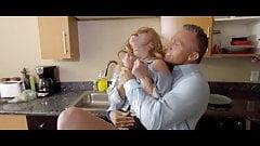 Pretty wife stepmom psycho punish fuck at the basement
