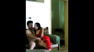 Cute Saali fucked by jija at home