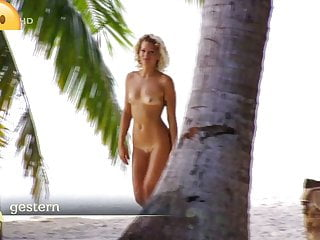 Free nude british tv stars Janni honscheid - full nude on tv