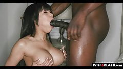 She cheats on her husband for the first time