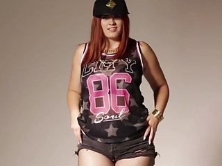 Nude hip hop dancing Busty alexis hip hop dancer